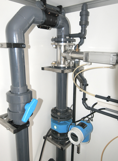 Aquasurvey   Flowmeter Meetset