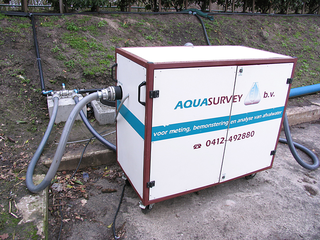 Aquasurvey   Meetset OUDZ1